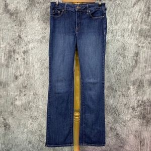 NYDJ Bootcut Jeans Sz 8 Made in USA